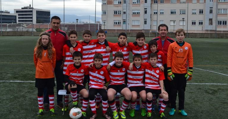 Foto del equipo de Fútbol 8 A