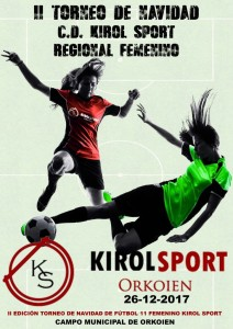Desde La Banda - Fútbol Navarro | Torneo de Navidad Kirol Sport