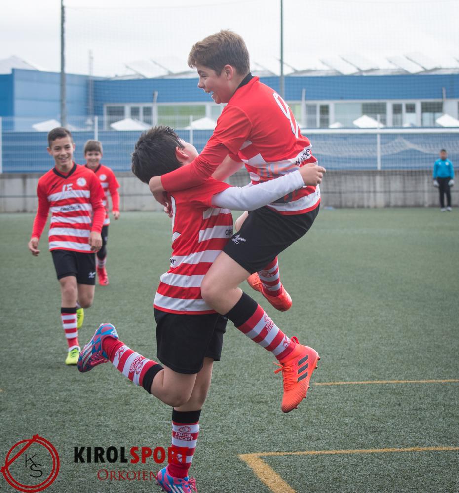 F8: Kirol Sport A – Burlata
