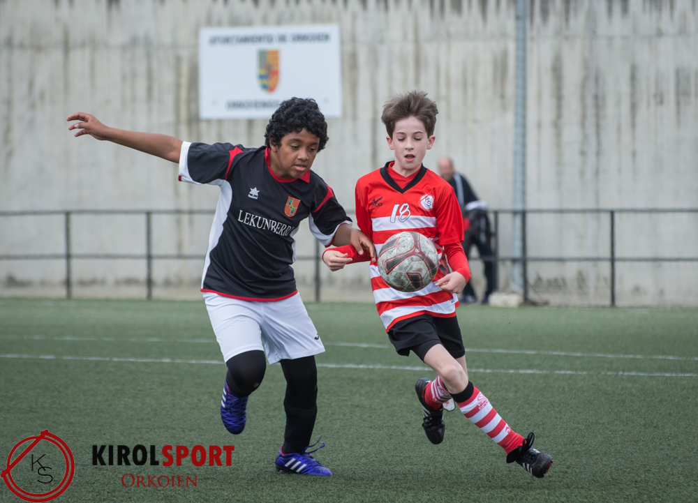 F8: Kirol Sport – Beti Kozkor